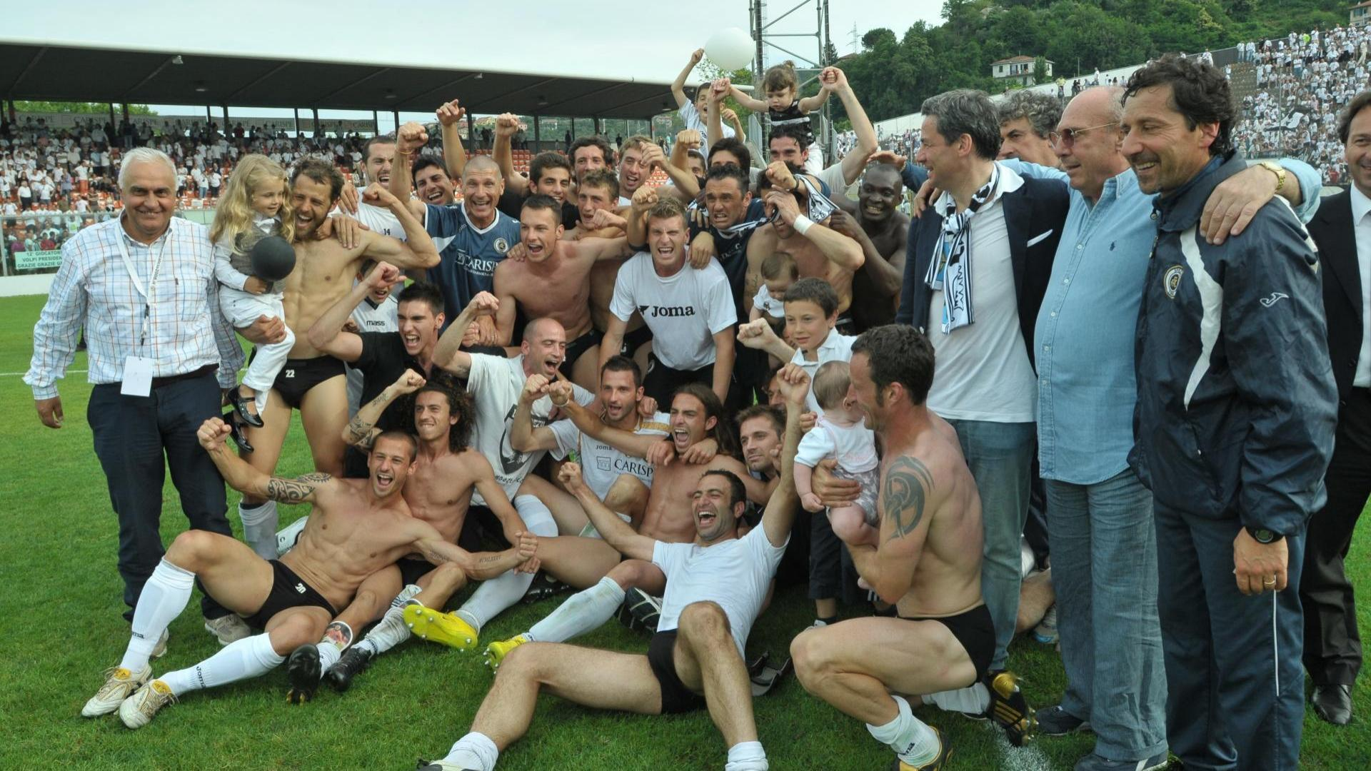 2009/2011 – From the repechage to the return in the First Division