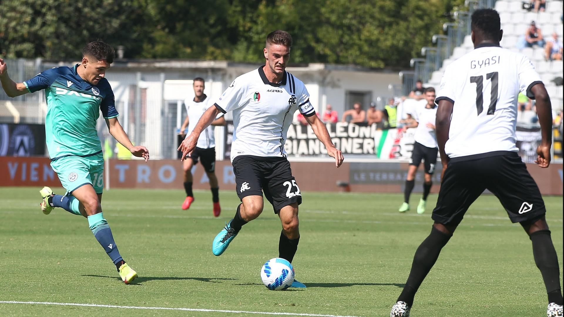 C.S. Follo: on Tuesday back to work in view of the match against Venezia