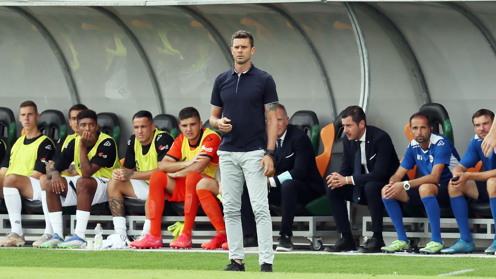 """Thiago Motta: """"teamwork and a deserved victory"""""""