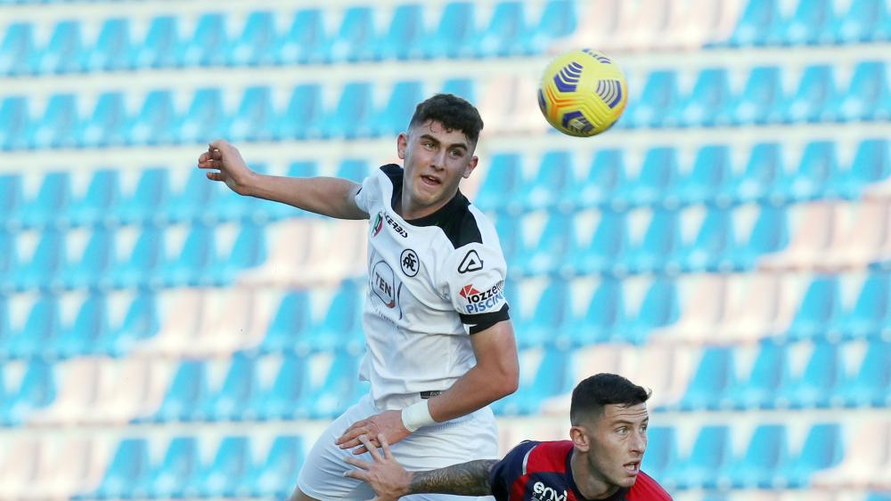 CROTONE - SPEZIA 4-1: gli highlights