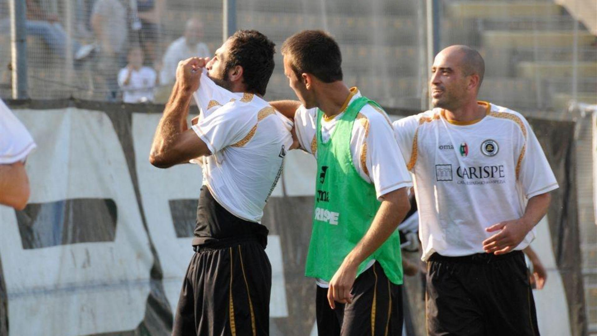 2008/2009 – The re-foundation in Serie D
